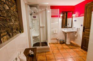 Casa Cruz Boltana - Casa Rural - Habitación doble ducha