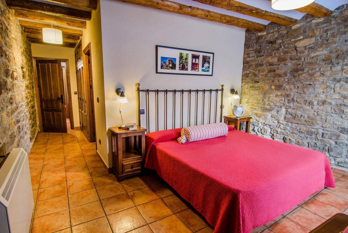 Casa Cruz Boltana habitación doble exterior-Campol