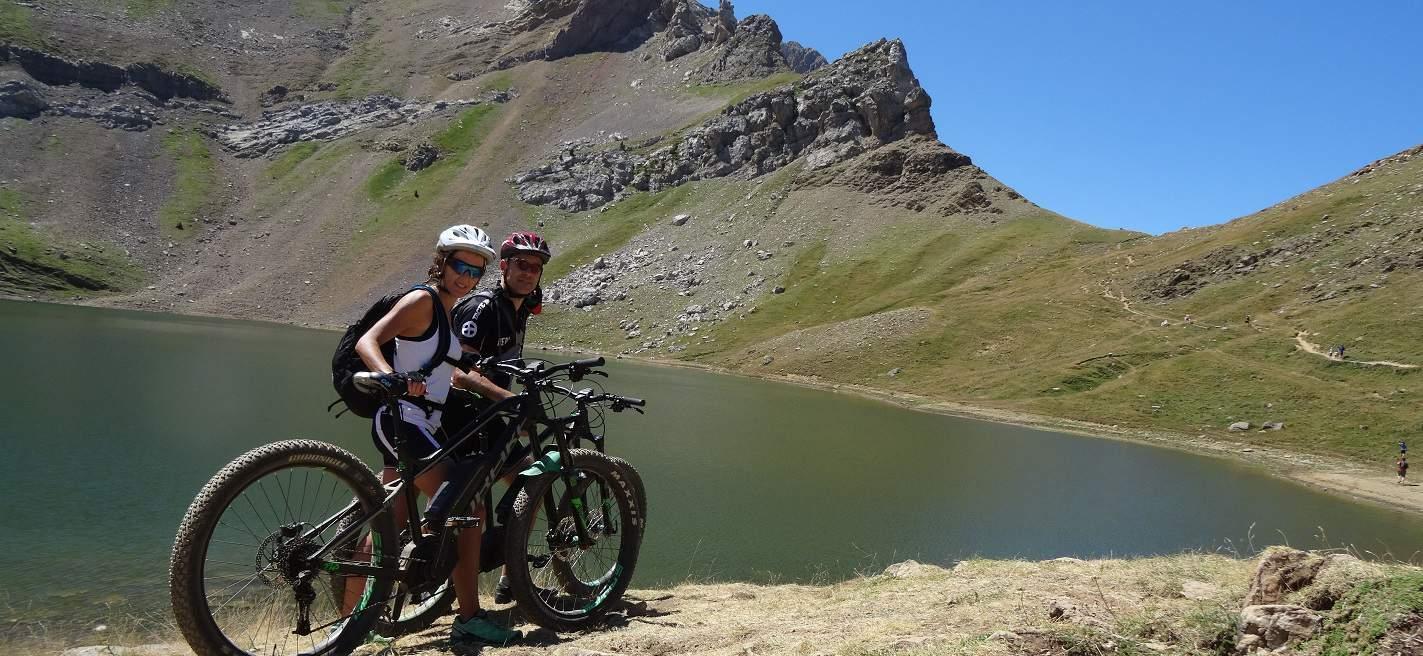 BTT Ibon del Pirineo