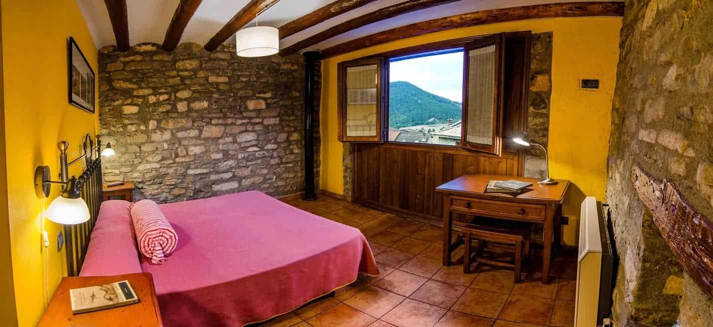 Casa Cruz Boltana habitación doble exterior-h