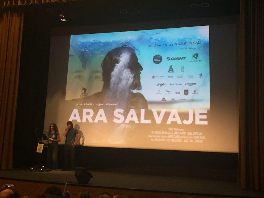 """Estreno de """"Ara Salvaje"""" en Boltaña"""